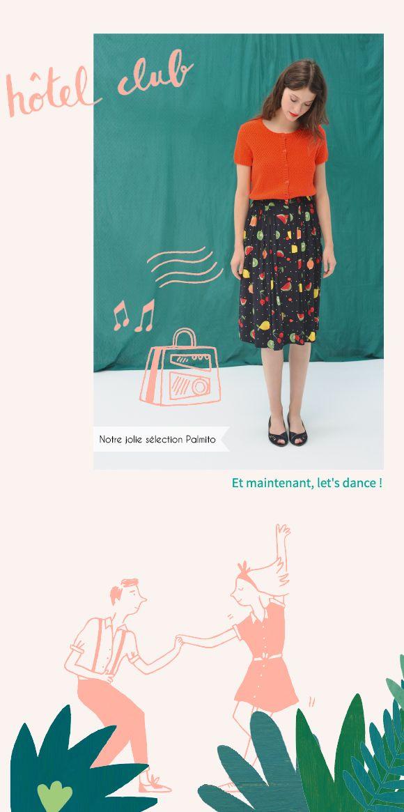 PALMITO | Des Petits Hauts | Site Officiel