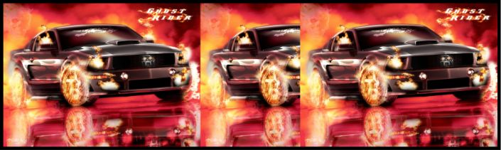 Create glowing phantom car using Photoshop CC