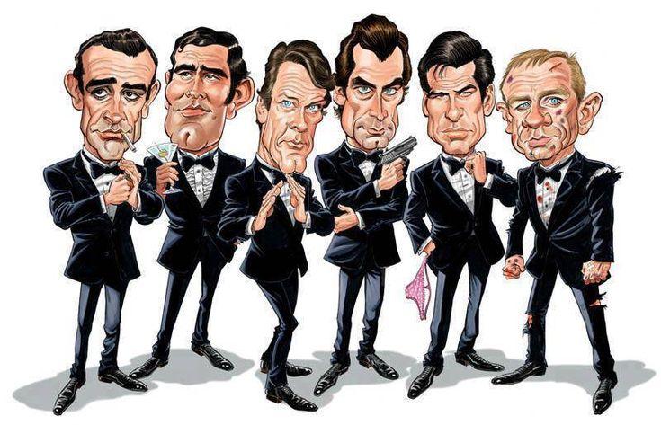 Bond, James Bond!