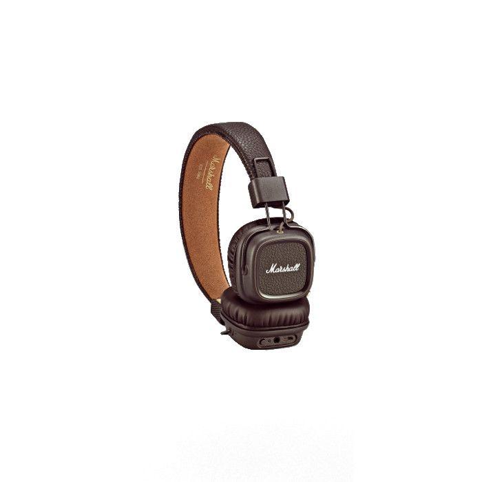 Apercu Image 3 Marshall Casque audio bluetooth Major II Brown