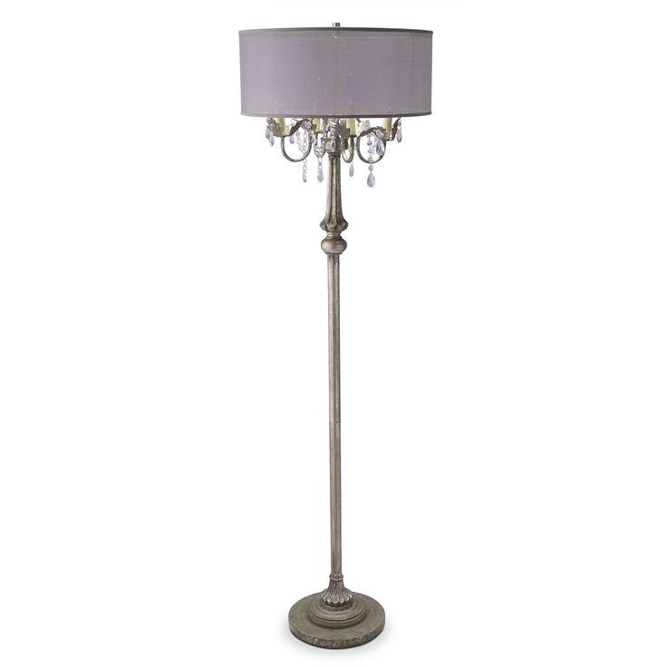 chandelier floor lamp home lighting. Home Accessories Chandelier Floor Lamp Lighting O