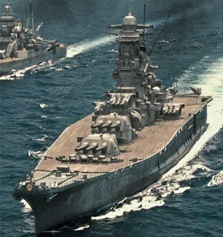The Marvelous Design That Empowered WWII's Biggest ... Modern Us Battleship Design