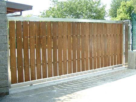 Oltre 25 fantastiche idee su cancelli di legno su pinterest cancelli e cancelli del recinto in - Cancelli in legno per esterno ...