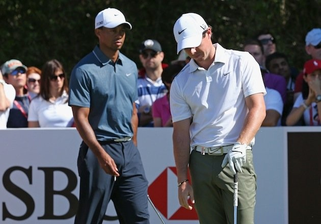 Tiger Woods, Rory McIlroy miss cut — Getty Images