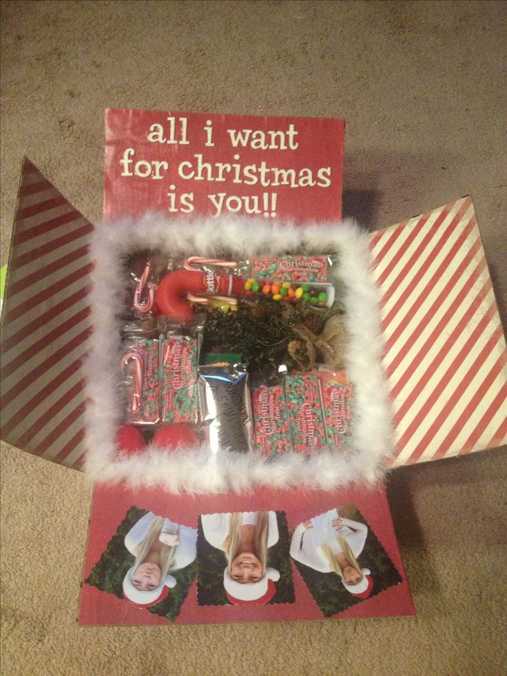 Christmas Care Package Militarylife Deployment Gifts