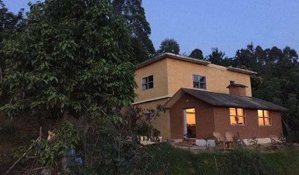 Homestay und Retreat in Kanthalloor in Kerala Indien