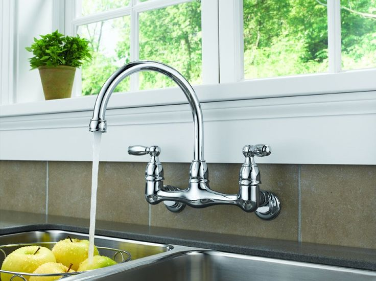 35 best Taps images on Pinterest | Faucet kitchen, Pot filler faucet ...