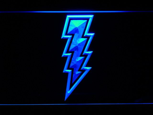 San Diego Chargers 1988-2001 LED Neon Sign - Legacy Edition