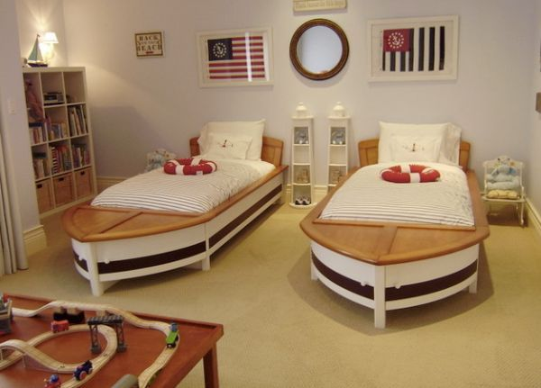 twin boat bed woodworking projects plans. Black Bedroom Furniture Sets. Home Design Ideas