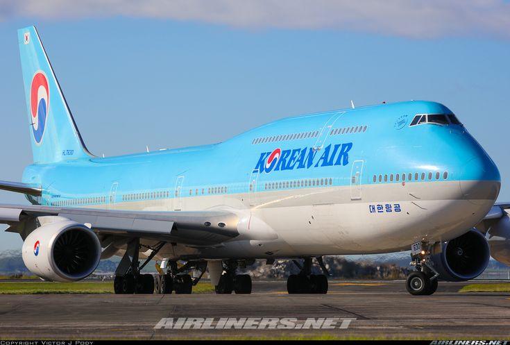 Boeing 747-8B5 - Korean Air   Aviation Photo #4053831   Airliners.net