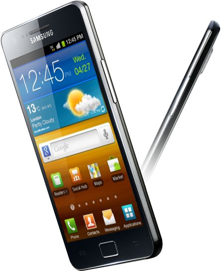 Galaxy S2 - best phone I have ever had.  Good battery life but functionality and screen that beats anything I have seen.