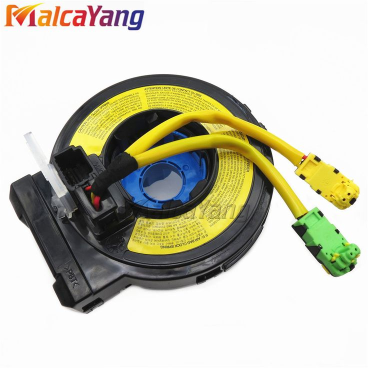 1x OEM 93490-2B300 New Clock Spring Cable for Hyundai Santa Fe 2006 2007 2008 2009 2010 2011 2012 Clock Sub-Assy 934902B300 #Affiliate
