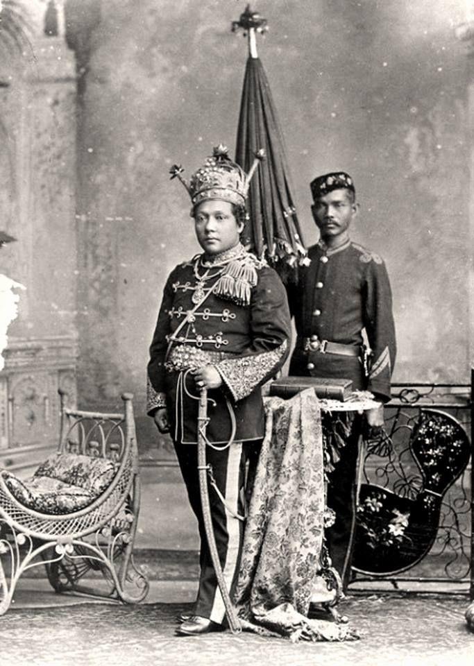 Siak, Sumatera - Kesultanan Siak Sri Indrapura. Sultan Siak, Syarif Kasim