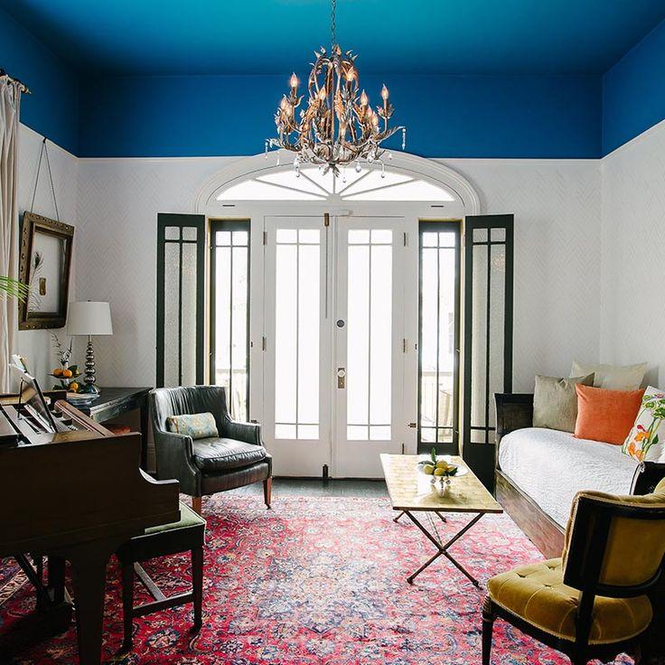25+ best ideas about Painted ceilings on Pinterest   Ceiling paint design, Paint  ceiling and Ceiling ideas - 25+ Best Ideas About Painted Ceilings On Pinterest Ceiling Paint