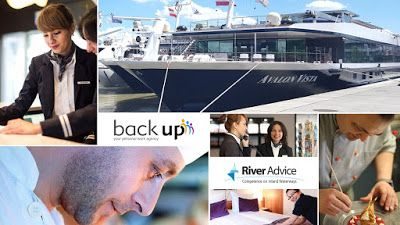 Jobs auf Kreuzfahrtschiffen: Your river cruise career with River Advice only on...