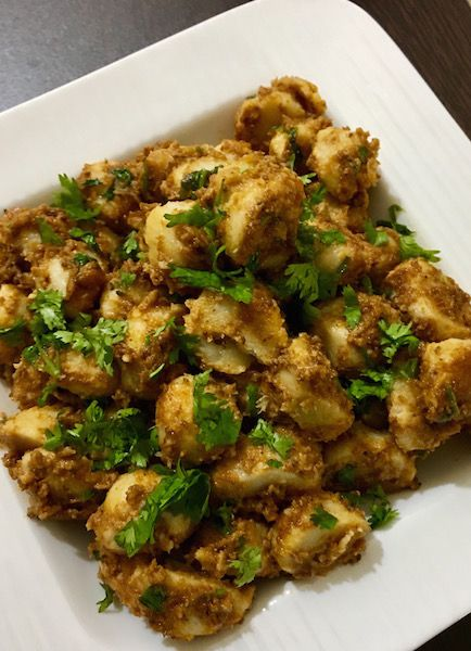 Arbi Sabzi Recipe   Colocasia Masala Recipe   Sukhi Arbi Sabzi Recipe   Arbi Masala Recipe   Arbi Masala Recipe for Navratri Fast, vrat, upwas with step by step process. This delicious Arbi Sabzi Recipe   Colocasia Masala Recipe   Sukhi Arbi Sabzi Recipe   Arbi Masala Recipe   Arbi Masala Recipe for Navratri Fast, vrat, upwas cooked in fresh Indian Spices is tried and tested.