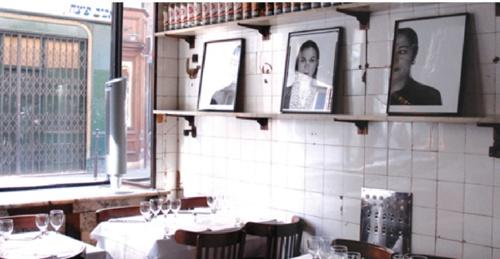 Anahi restaurant, Paris