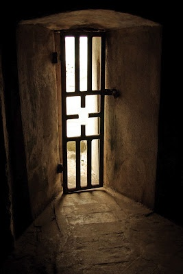 Door of No Return  Slave Castle Cape Coast...THIS is what broke me. Smh.