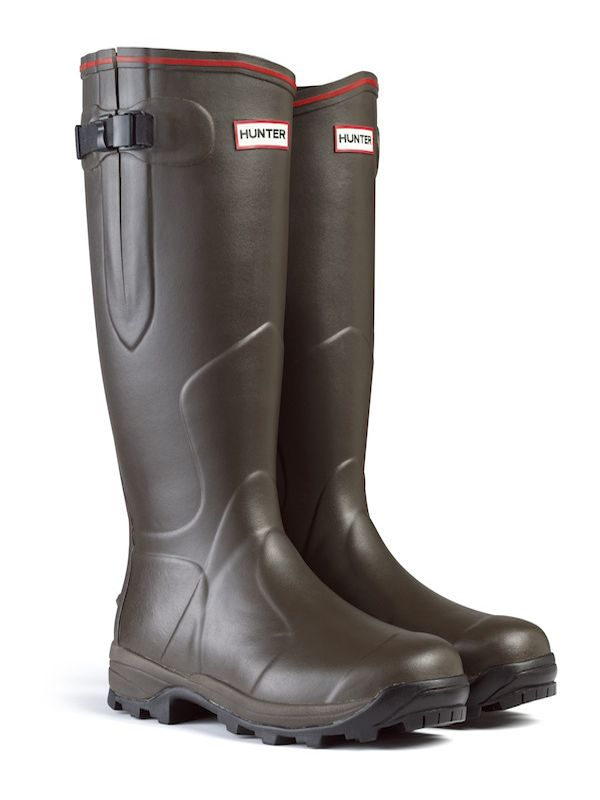 Mens Rain Boot | Balmoral Sporting Boots | Hunter Boots