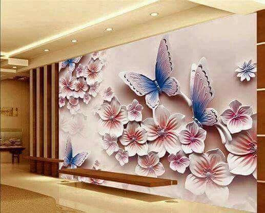 3-D Mural