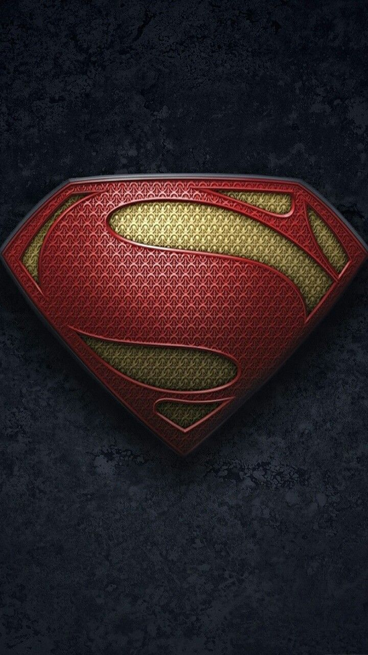 Superman (Man Of Steel) - Wallpaper