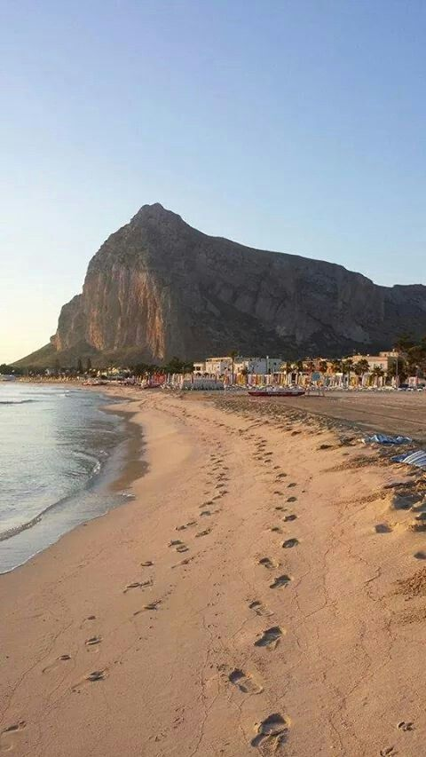 Just relax at #San Vito Lo Capo, one of the most wonderful #beaches in #Sicily. San Vito is very very crawded in #summer, I prefer the #spring to visit it because the temperatures are hot but not too and there aren't too tourists. For more information about #San Vito have a look at bebtrapanilveliero.it