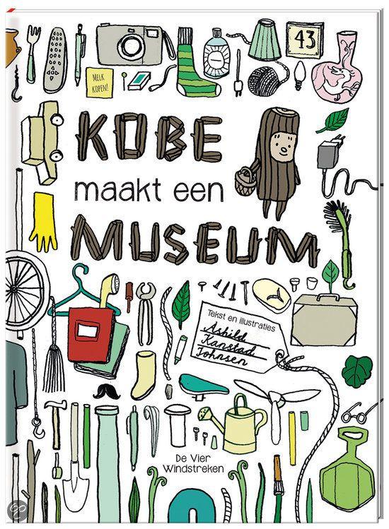 Ashild Kanstad Johnsen - Kobe maakt een museum