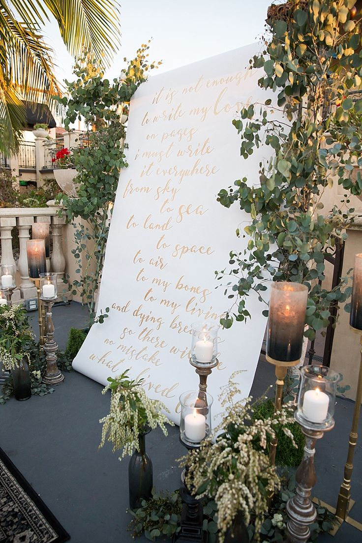 Emerald and Gold Styled Shoot in Newport Beach