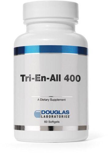 Herbal Remedies and Resins: Douglas Labs Tri-En-All 60 Gels -> BUY IT NOW ONLY: $44.7 on eBay!