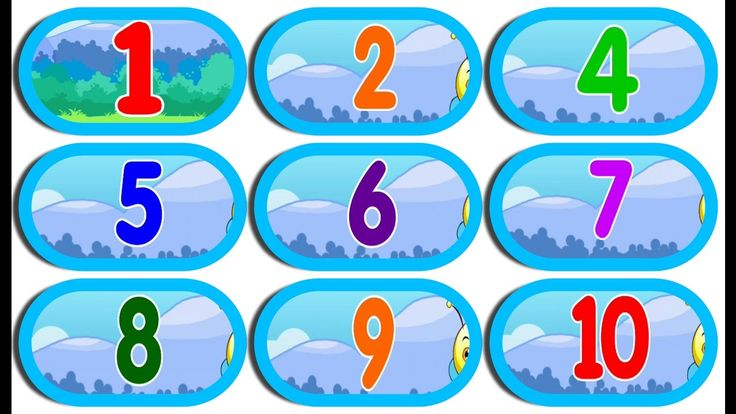 Counting 123 Pets - Numbers 1 to 10 for Kids | Best Apps for Kids | Numb...