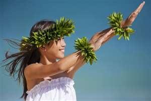 hula hawaiian dancers