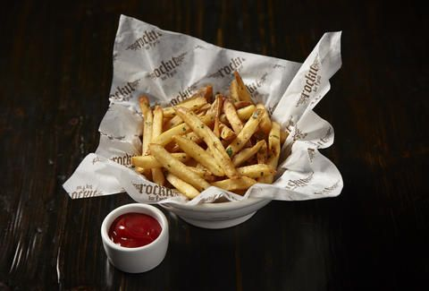 The best french fries in Chicago.