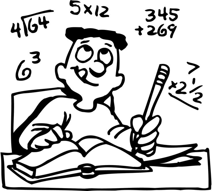 Math Clipart #11815 Math Clipart for classroom lessons of