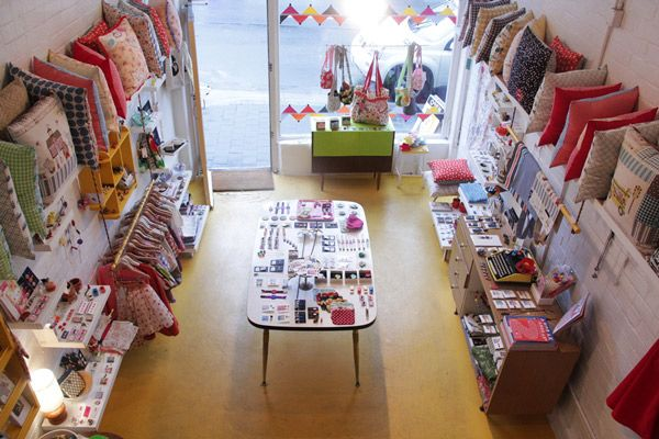 One of my favourite shops in Hobart - Love & Clutter, 31 Murray Street.