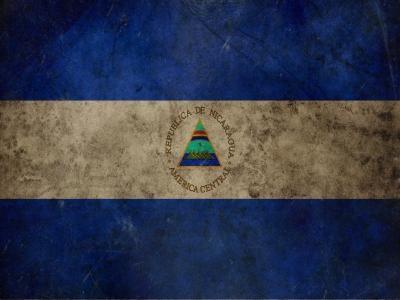 FONDOS DE PANTALLA DE BANDERA DE NICARAGUA