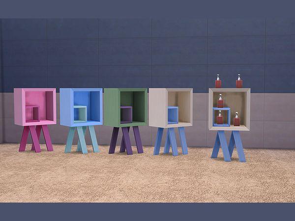 soloriya's Storage Square