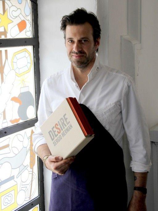 Nieuw kookboek Sergio Herman