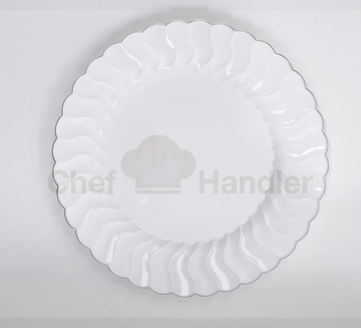check out our elite elegant plastic plates at chef handler we have a pretty plastic