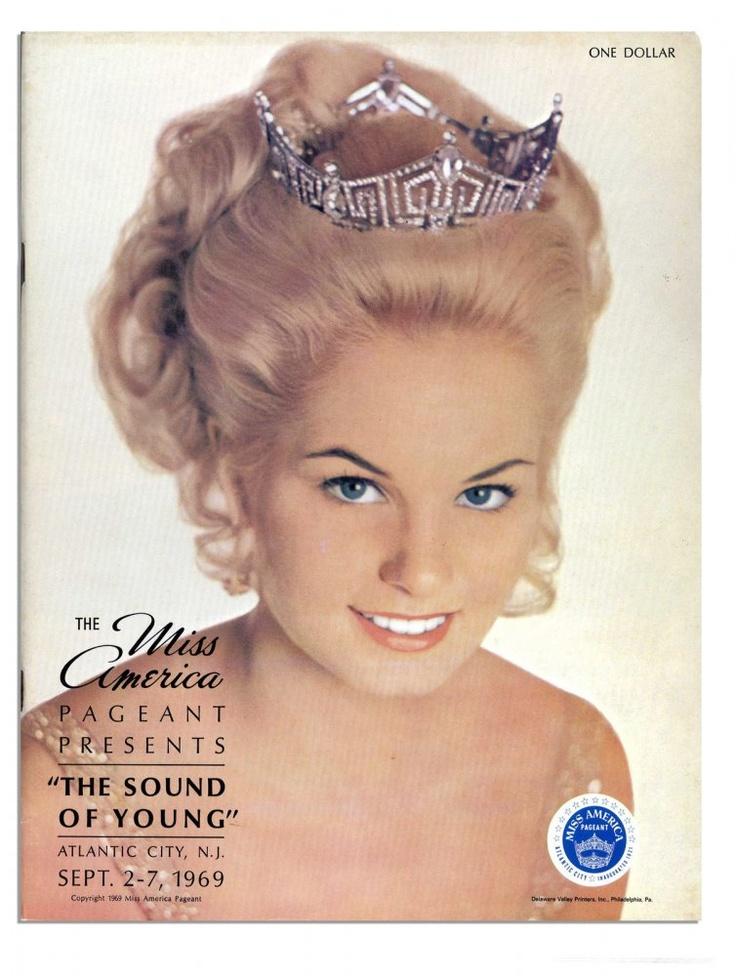 Judith Ford Belvidere, Miss America 1969