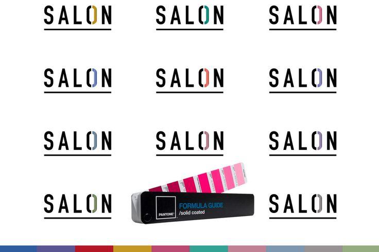 SALON Brand Colors