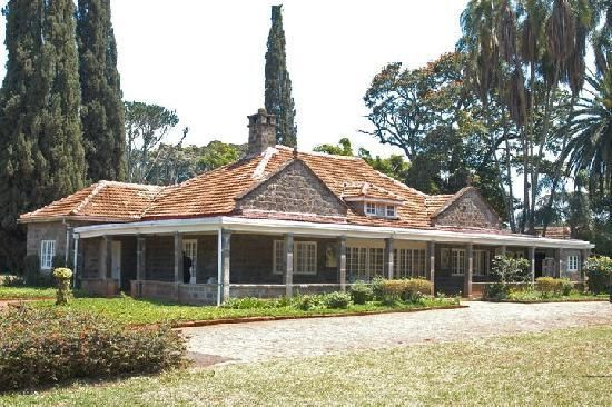 Karen Blixen's house. When in Nairobi, a must! Afterwards, at night watch Out of Africa again (and again)