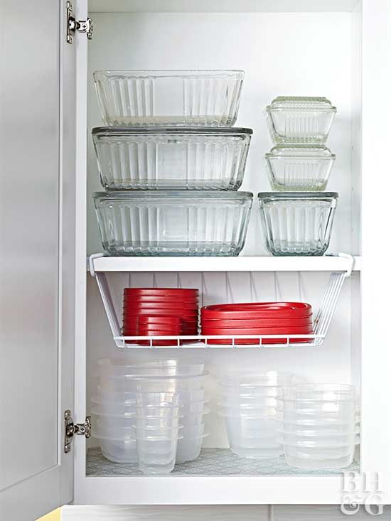 genius food storage container hacks