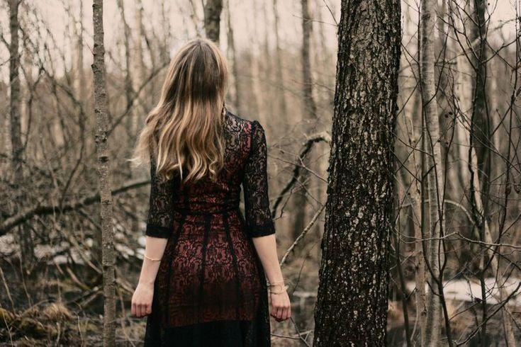 """Lookbook """"Living amongst trees"""""""
