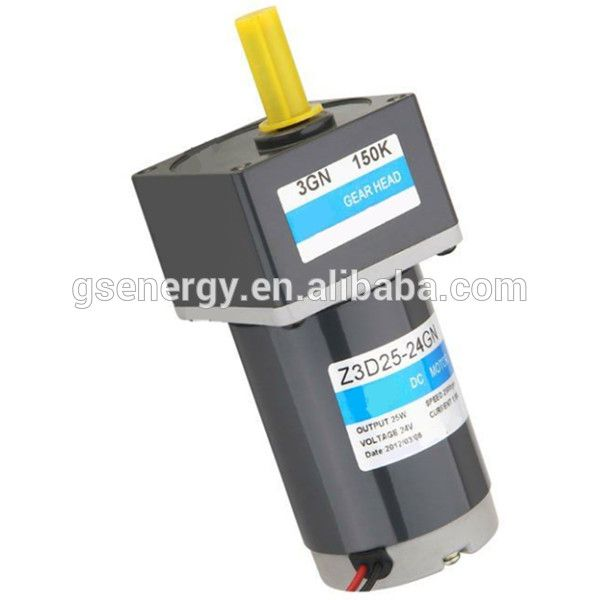 Professional 12v DC Motor Specifications Acceptable Price Small Electric DC Motor