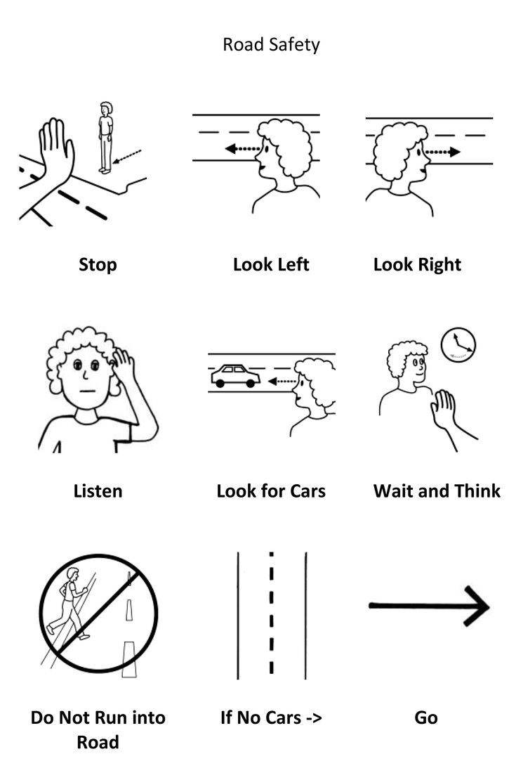 28 best Road Safety images on Pinterest | School, Activities and ...