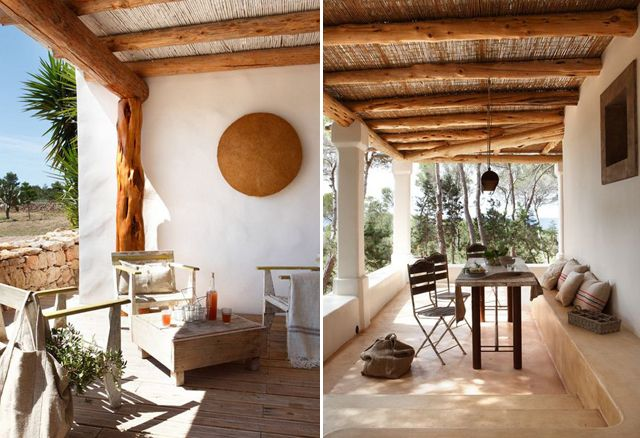 Formentera is where we'll eventually need that second home that we so often dream about. A small Spanish island located near Ibiza, Formentera is known best for its pristine white beaches and beautiful white-washed and rustic homes. What an ideal setting for the perfect retreat