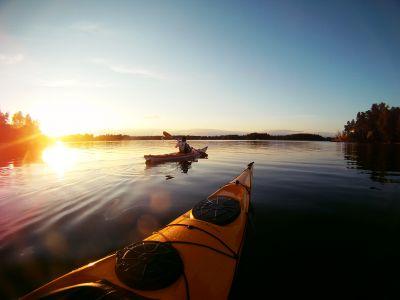 Paddle the Grand Lake Saimaa