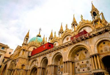 Saint Mark's Basilica: One of Italy's Most Spectacular Cathedrals: Saint Mark's Basilica, Venice