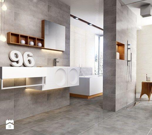 Łazienka, styl minimalistyczny - zdjęcie od Ceramika Paradyż
