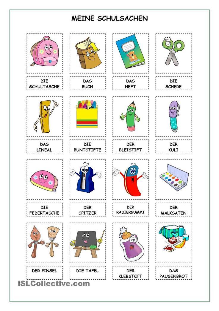 226 best German 2 images on Pinterest | Learn german, German grammar ...
